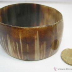 Antigüedades: PRECIOSA PULSERA BRAZALETE MATERIA NATURAL - POPULAR PRIMITIVE JEWEILS. Lote 43650181