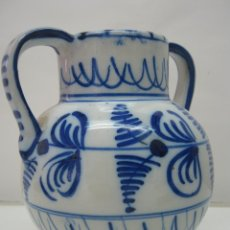 Antigüedades: ANTIGUA ORZA CERAMICA ESPAÑA MANISES. Lote 43650670