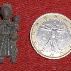 Antigüedades: MEDALLA FORMA DE SANTO SIGLO XIX. Lote 43662698