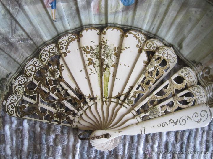 Antigüedades: Antiguo Abanico - Foto 4 - 43668104