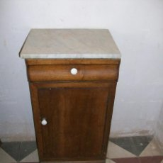 Antigüedades: MESILLA AUXILIAR PRINCIPIOS S. XIX. Lote 43668222