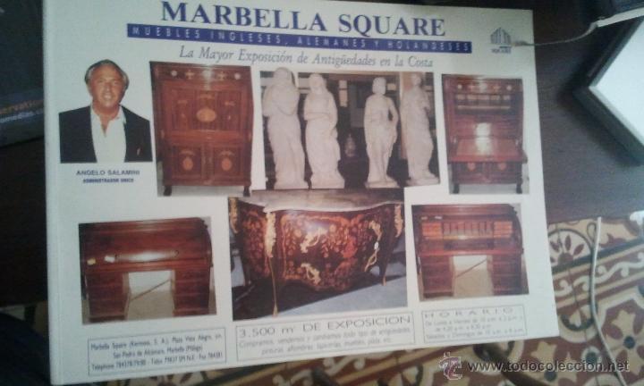 Catalogo arte marbella square muebles ingles comprar antig edades varias en todocoleccion - Muebles ingleses antiguos ...