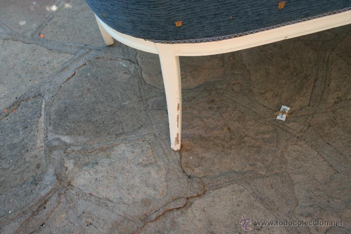 Antigüedades: antiguo conjunto de sillones - Foto 19 - 43707262