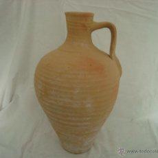 Antigüedades: VIEJO CANTARO EN CERAMICA DE FAJALAUZA,(GRANADA). Lote 43719656
