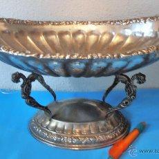 Antigüedades: CENTRO DE MESA, FRUTERO MUY ANTIGUO. Lote 43721557