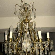 Antigüedades: BUENISI9MA LAMPARA DE TECHO. Lote 43743329