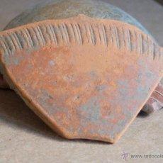 Antigüedades: TERRA SIGILLATA HISPANICA TARDÌA CON DECORACIÒN DE RUEDECILLA, S IV D.C.. Lote 43756038