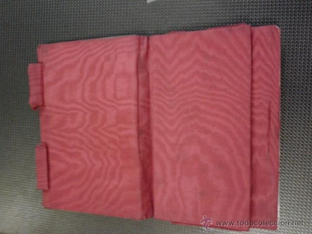 Antigüedades: ANTIGUO CARNET DE BAILE O MONEDERO EN MARFIL 8 x 5,50 cm (cerrado). - Foto 2 - 43769049