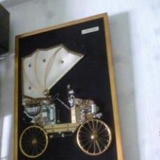 Antigüedades: CUADRO COCHE AÑOS 50-60. Lote 43790002