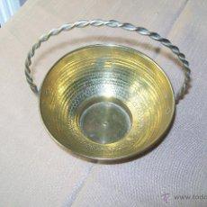 Antigüedades: ANTIGUO CESTO. Lote 43803100