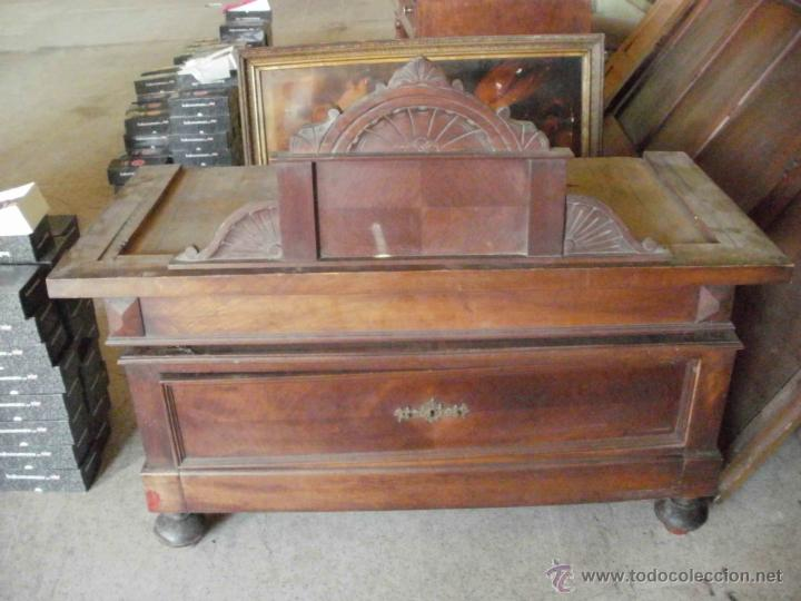 Lote de muebles antiguos estilo alfonsino del a comprar - Muebles estilo antiguo ...