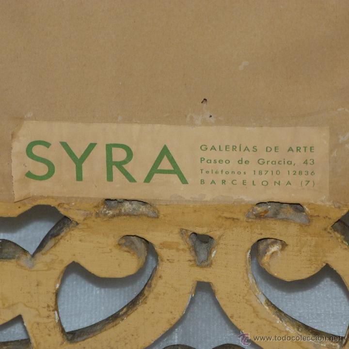 Antigüedades: estampa galeria de arte Syra - Foto 6 - 43809074