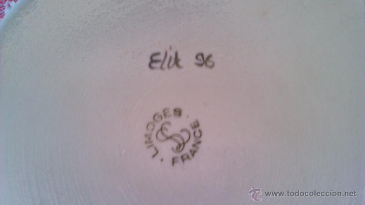Antigüedades: Precioso Joyero de porcelana Limoges France.Pintado a mano por Elit 96 - Foto 6 - 43823165