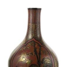 Antigüedades: JARRON. PORCELANA. JAPONES SIGLO XIX. Lote 43855649