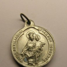 Antigüedades: MEDALLA RELIGIOSA MARIA AUXILIADORA.. Lote 43863762