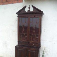 Antigüedades: ARMARIO CHINERO DE COCINA. Lote 43882874