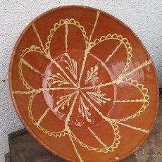 Antigüedades: ANTIGUO LEBRILLO DE ALBA DE TORMES. ALFARERIA POPULAR. Lote 43947861