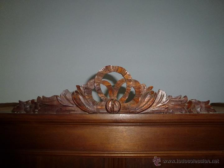 Antigüedades: Armario - Foto 6 - 43995558