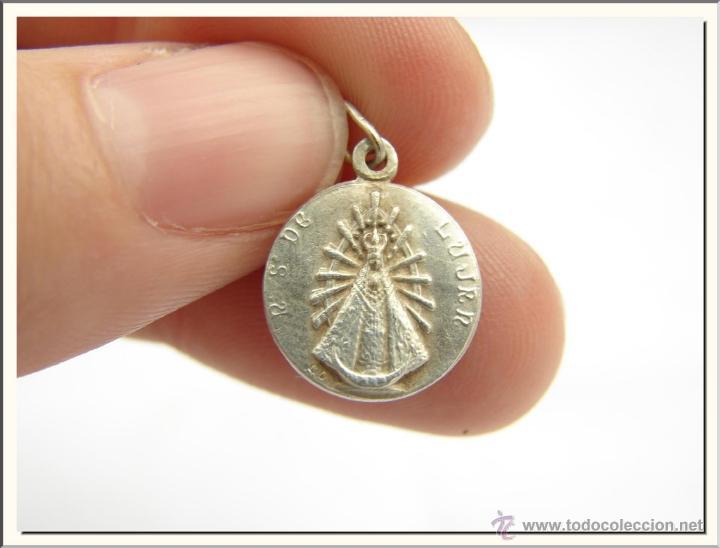 Resultado de imagen de medalla de nuestra señora  de Luján