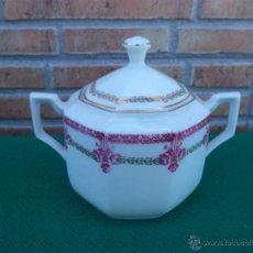 Antigüedades - azucarero porcelana - 82726660