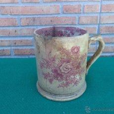 Antigüedades: JARRA CERAMICA ANTIGUA. Lote 44017571