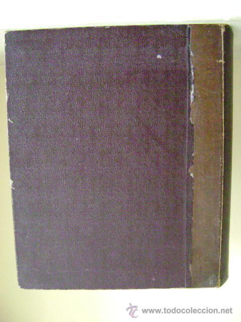 Antigüedades: CAJA DE MADERA EN FORMA DE LIBRO - Foto 4 - 44022040