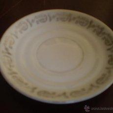 Antigüedades: PLATO DE PORCELANA DE BAVARIA. Lote 44043232