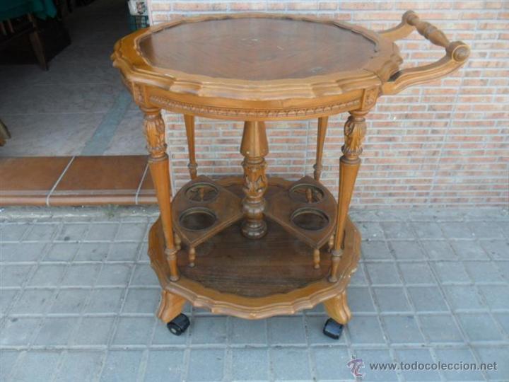 CAMARERA (Antigüedades - Muebles Antiguos - Auxiliares Antiguos)