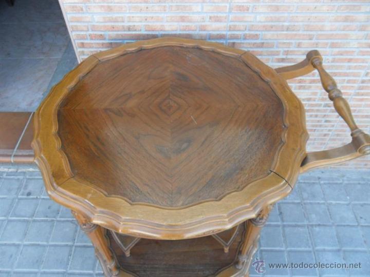 Antigüedades: camarera - Foto 4 - 44088193