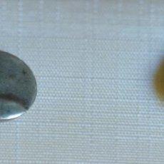 Antigüedades: GEMELOS DE PLATA ANTIGUOS . Lote 44094890