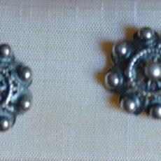 Antigüedades: GEMELOS DE PLATA ANTIGUOS . Lote 44094919