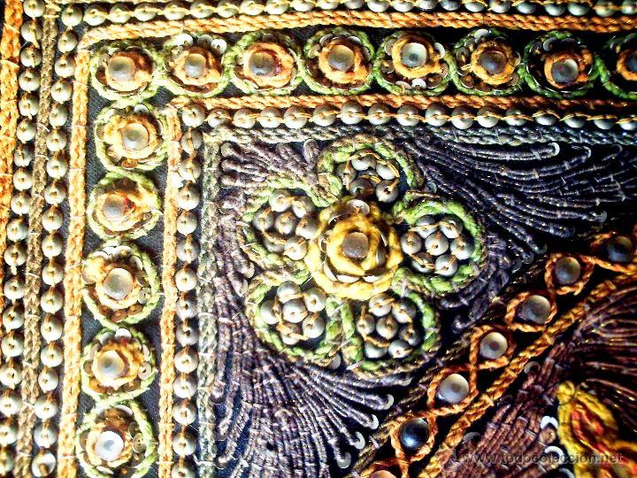 Antigüedades: TAPIZ THAI - Foto 2 - 24608137