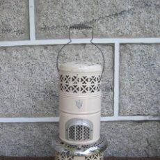 Antigüedades: ESTUFA ANTIGUA DE PETRÓLEO. Lote 44139193