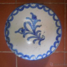 Antigüedades: CERÁMICA, CUENCO DE FAJALAUZA.. Lote 44178726