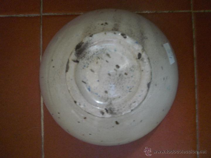 Antigüedades: Cerámica, Cuenco de Fajalauza. - Foto 3 - 44178726
