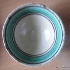 Antigüedades: CUENCO DE LUCENA.. Lote 44179126