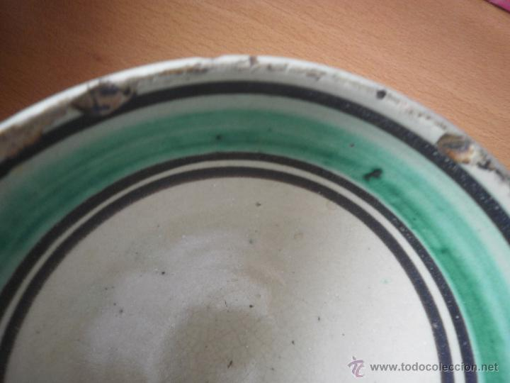 Antigüedades: Cuenco de Lucena. - Foto 3 - 44179126