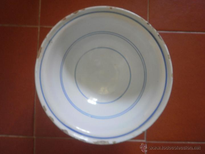 CUENCO DE CERÁMICA (Antigüedades - Porcelanas y Cerámicas - Triana)