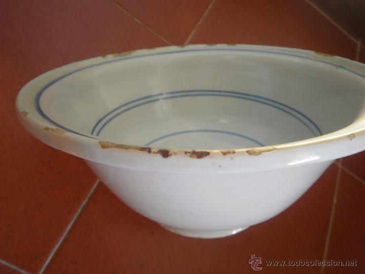 Antigüedades: Cuenco de cerámica - Foto 2 - 44185672