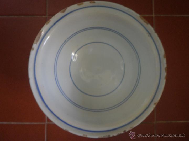 Antigüedades: Cuenco de cerámica - Foto 4 - 44185672