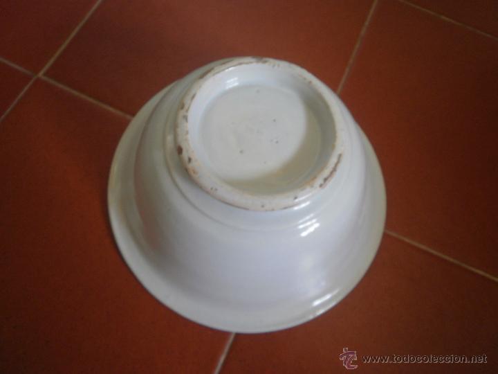 Antigüedades: Cuenco de cerámica - Foto 5 - 44185672