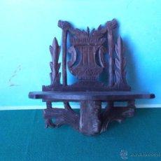 Antigüedades: PEQUEÑA REPISA ANTIGUA. Lote 147157969