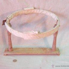 Antigüedades: BASTIDOR ANTIGUO PARA BORDAR. Lote 44217657