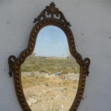 Antigüedades: ESPEJO DORADO. Lote 44242242