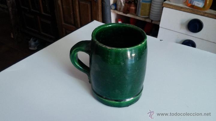 Antigüedades: Gran lote de jarras antiguas - Foto 8 - 44245643