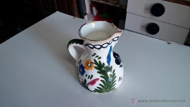 Antigüedades: Gran lote de jarras antiguas - Foto 9 - 44245643