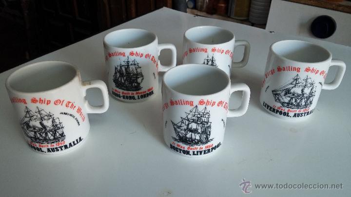 Antigüedades: Gran lote de jarras antiguas - Foto 12 - 44245643