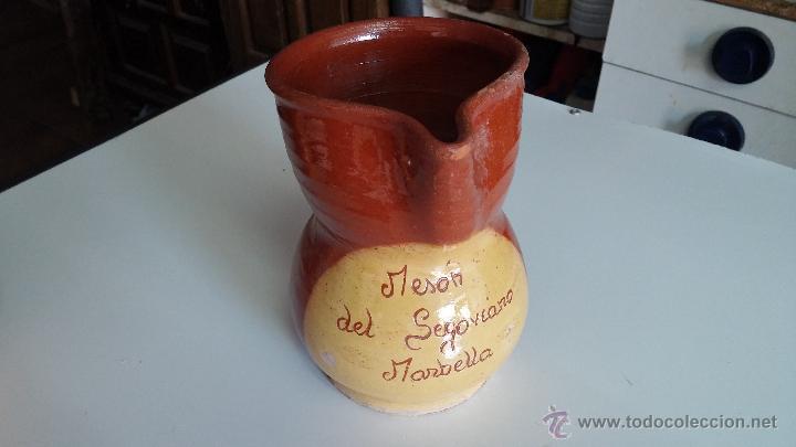 Antigüedades: Gran lote de jarras antiguas - Foto 16 - 44245643