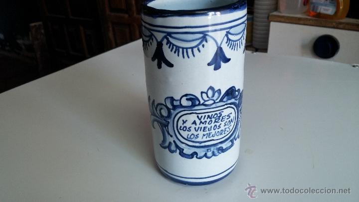 Antigüedades: Gran lote de jarras antiguas - Foto 22 - 44245643