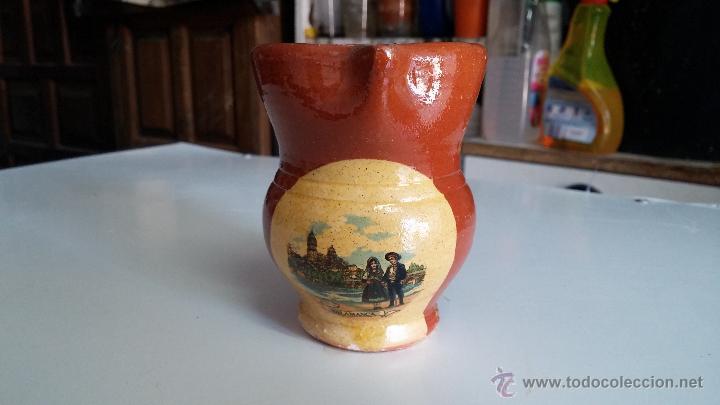 Antigüedades: Gran lote de jarras antiguas - Foto 25 - 44245643